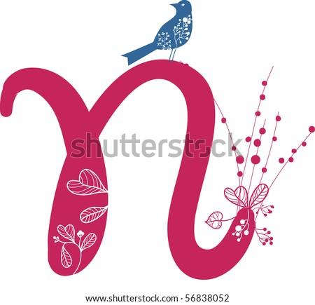 n alphabet design  Explore Offset.com new Start
