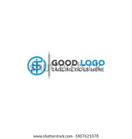 Letter SIB Logo design inspiration Stok fotoğraf ©