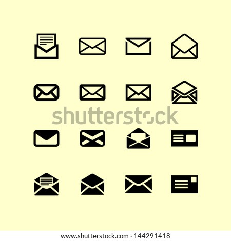 Letter symbols and pictograms