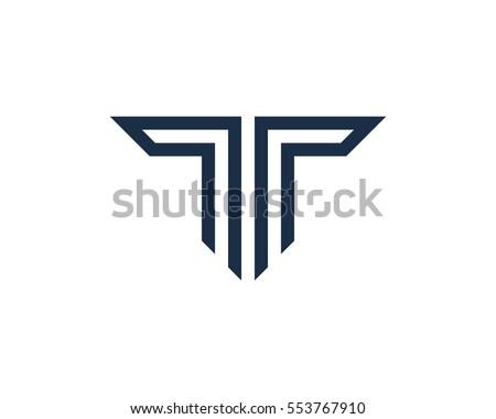 t design abstract letter T logo design concept   Download Free Vector Art  t design