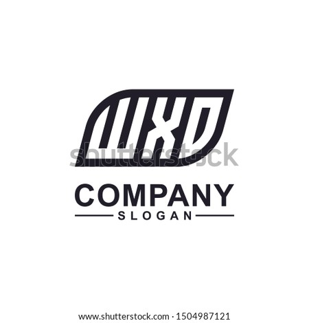 letter W collection logo design