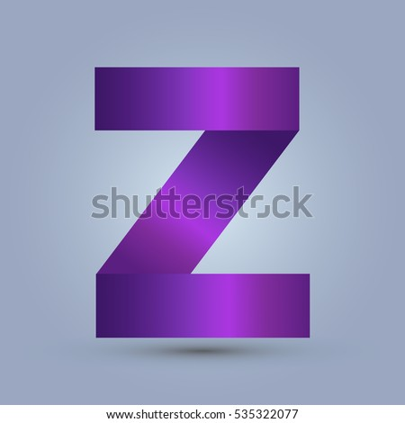 Letter Z icon and logo template. design and elegant typographic ...