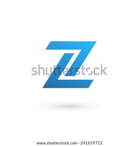 letter z logo icon design