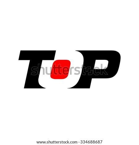 lettermark logo of letter t  o