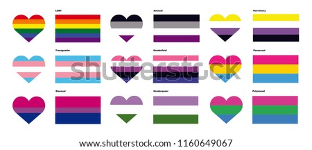 LGBTQ Pride Flags