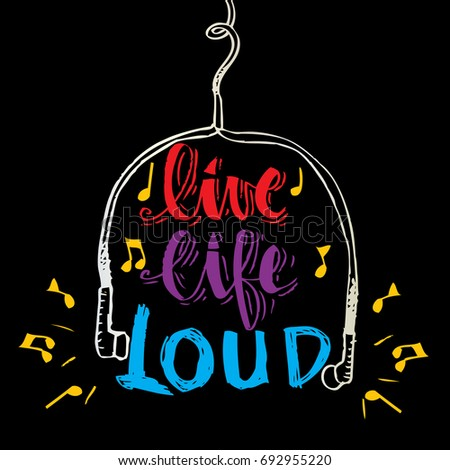 life life loud motivational