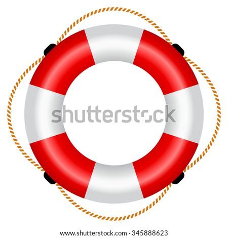 life raft icon  vector