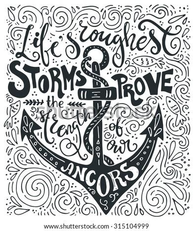 life    s roughest storms prove