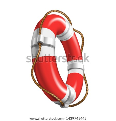 life saver boat element for