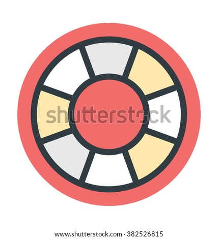 lifering vector icon