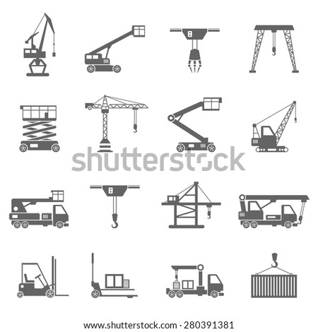 lifting equipment and heavy
