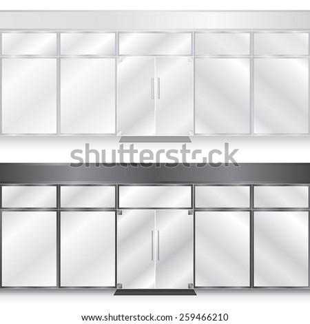 light and dark glass store