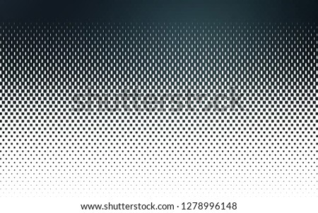 Light Black vector backdrop with rectangles, squares. Abstract gradient illustration with rectangles. Smart design for your business advert.