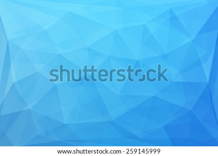 light blue background