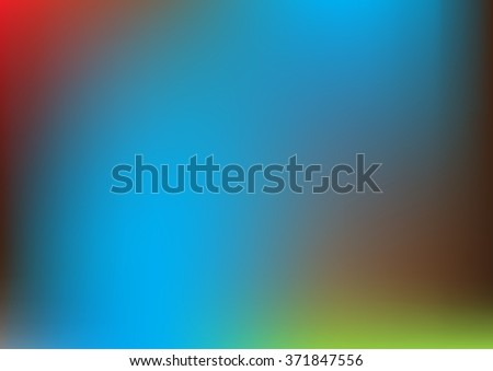 light blue gradient abstract