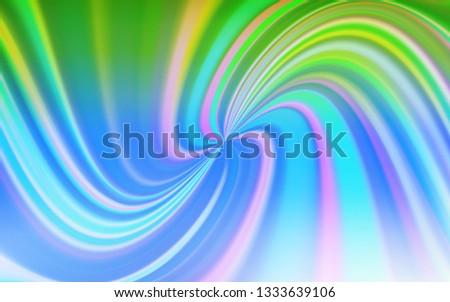 Light Blue, Green vector modern elegant backdrop. An elegant bright illustration with gradient. Smart design for your work.