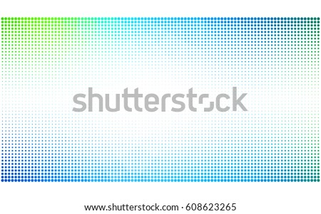 stock-vector-light-blue-green-vector-modern-geometrical-circle-abstract-background-dotted-texture-template