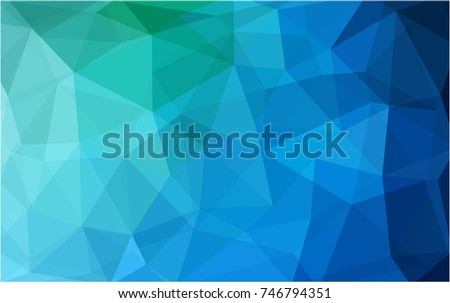 light blue  green vector