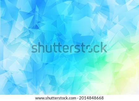 light blue  green vector