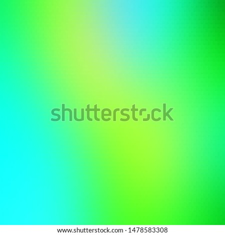 Light Blue, Green vector template with rectangles. New abstract illustration with rectangular shapes. Pattern for commercials, ads.