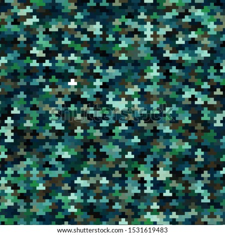 Light Blue, Green vector texture in rectangular style. Illustration with a set of gradient rectangles. Pattern for commercials, ads.