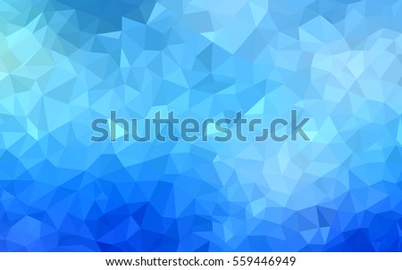 light blue pattern seamless