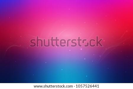 light blue  red vector