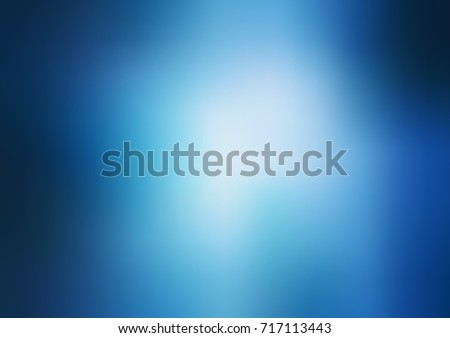 Light Blue, Red vector blurred and colored pattern. Brand-new colored illustration in blurry style with gradient. Brand-new style for your business design.