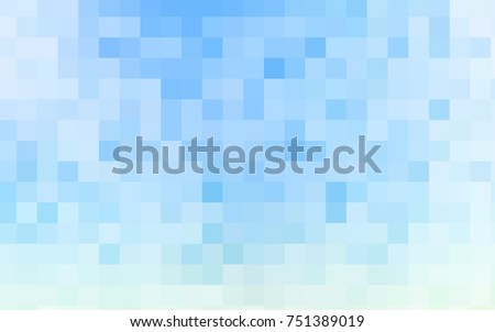 light blue vector abstract
