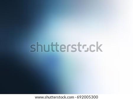 light blue vector blurred shine