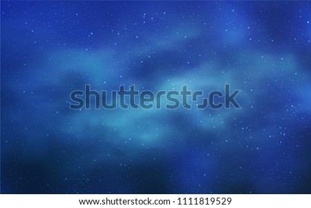 light blue vector cover with
