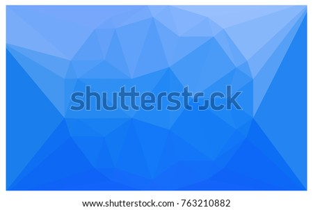 light blue vector diamond