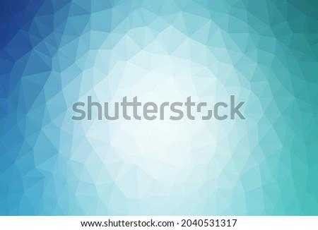 light blue vector gradient