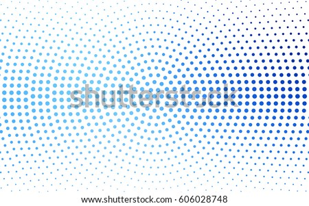 light blue vector illustration