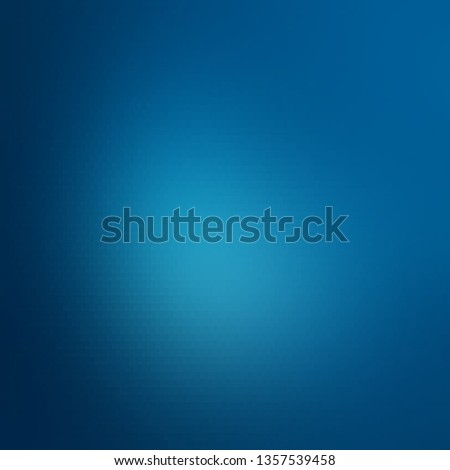 Light BLUE vector layout with lines, rectangles. Colorful illustration with gradient rectangles and squares. Pattern for commercials, ads.