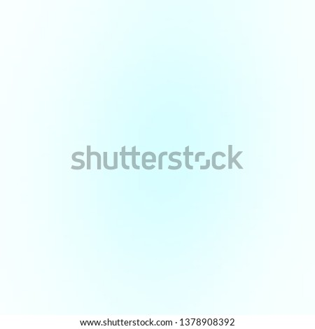 Light BLUE vector layout with lines, rectangles. Rectangles with colorful gradient on abstract background. Pattern for websites, landing pages.