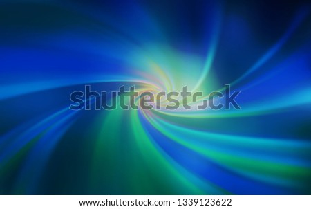 Light BLUE vector modern elegant backdrop. An elegant bright illustration with gradient. Background for a cell phone.