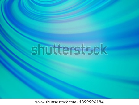 Light BLUE vector modern elegant background. An elegant bright illustration with gradient. The template for backgrounds of cell phones.