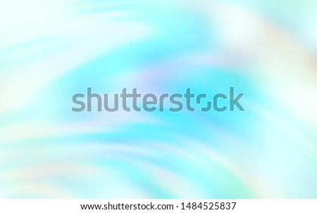Light BLUE vector modern elegant layout. An elegant bright illustration with gradient. The best blurred design for your business.