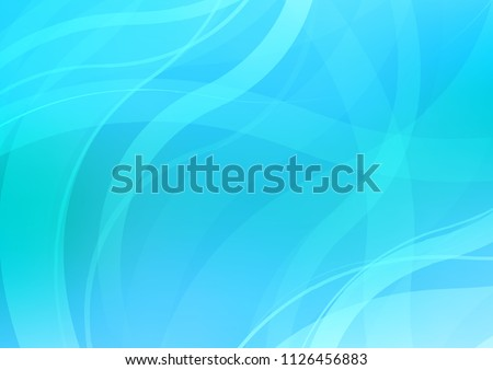 stock-vector-light-blue-vector-pattern-with-bent-swirl-shapes-blurred-geometric-sample-with-gradient-bubbles