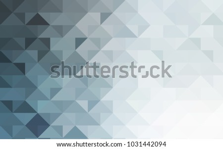 light blue vector shining