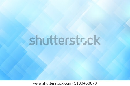 Light BLUE vector texture with colored lines. Modern geometrical abstract illustration with Lines. Pattern for ads, posters, banners.