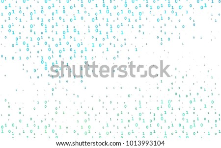 light blue vector texture with