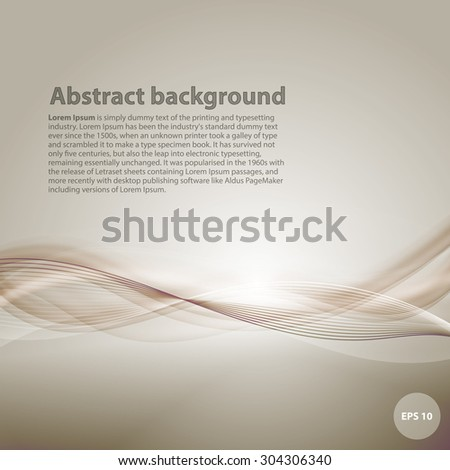 light brown background with