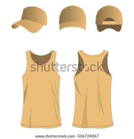 light brown  tan sport top and