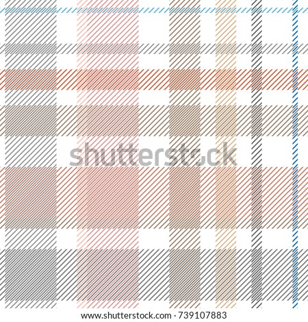 light checkered print seamless