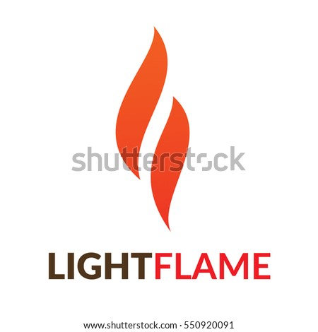 light flame logo