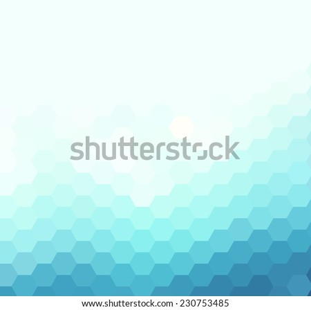 stock-vector-light-geometric-background