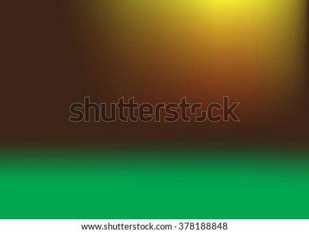 light golden green gradient