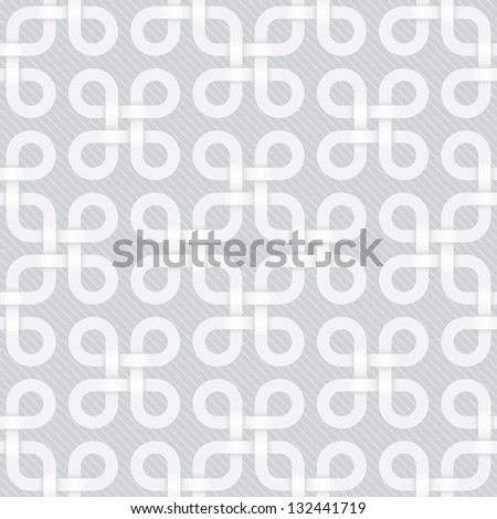 light gray celtic seamless pattern